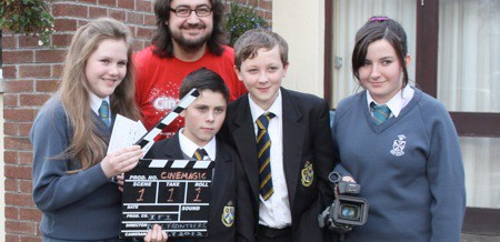9C Cinemagic 'Reel Frontiers' link with Little Flower Girls