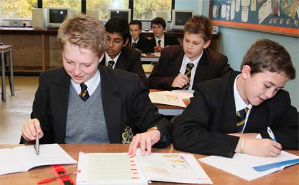 ASHFIELD BOYS' HIGH SCHOOL CONTINUES TO BUCK THE TREND IN EXAMINATION SUCCESS