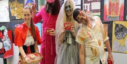 Halloween Ashfield Style