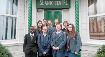 9A2 Visit Belfast Islamic Centre