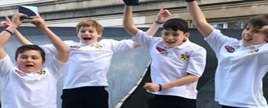 Ashfield Boys' at the National Schools Formula 1 Finals