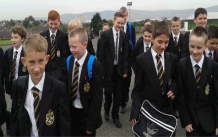 New Beginnings for Year 8