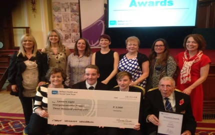 12B3 Wins Chairman's Award