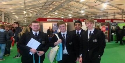 UCAS Convention 2016