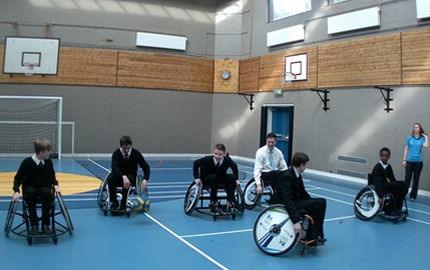 Disability Sport Project