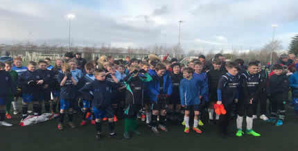 Ashfield Primary 7 Soccer 7s Tournament