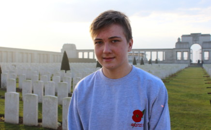 WW1 Battlefields Tour for Jay