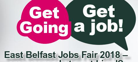 East Belfast Job Fair 2018