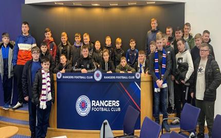 Rangers Trip