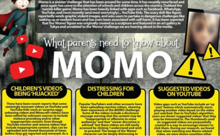What Parents Need to Know About MOMO