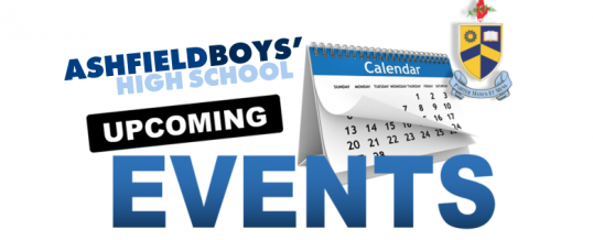 Upcoming Events – June 2019